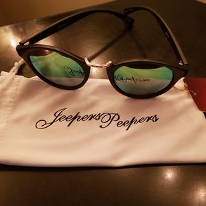 Jeepers Peepers polarized sunglasses